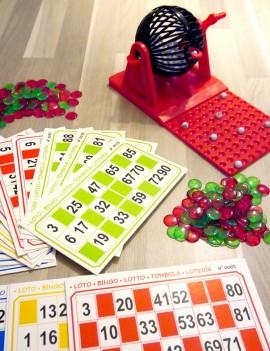 Une soirée Bingo pour une fête d'anniversaire trop chouette